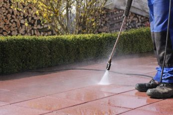 home service-high pressure cleaning